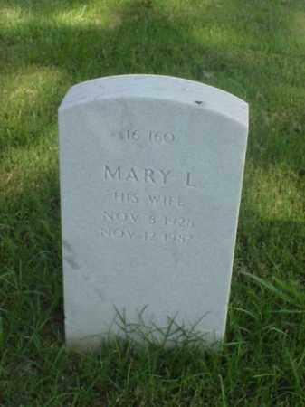 GILMORE, MARY L - Pulaski County, Arkansas | MARY L GILMORE - Arkansas Gravestone Photos