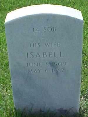 GIVENS, ISABELL - Pulaski County, Arkansas | ISABELL GIVENS - Arkansas Gravestone Photos