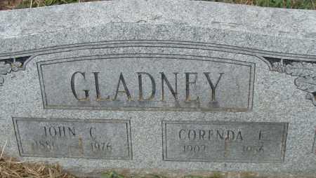 GLADNEY, CORENDA  E. - Pulaski County, Arkansas   CORENDA  E. GLADNEY - Arkansas Gravestone Photos