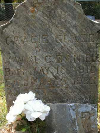 DANIEL GLAZE, GRACIE - Pulaski County, Arkansas | GRACIE DANIEL GLAZE - Arkansas Gravestone Photos