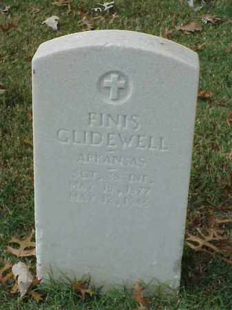 GLIDEWELL  (VETERAN WWI), FINIS - Pulaski County, Arkansas   FINIS GLIDEWELL  (VETERAN WWI) - Arkansas Gravestone Photos