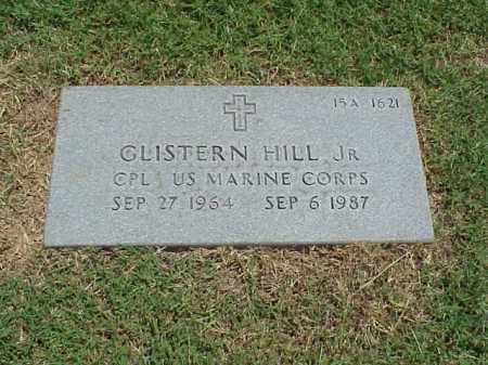 HILL, JR (VETERAN), GLISTERN - Pulaski County, Arkansas   GLISTERN HILL, JR (VETERAN) - Arkansas Gravestone Photos
