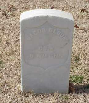 GLOOR  (VETERAN UNION), JACOB - Pulaski County, Arkansas | JACOB GLOOR  (VETERAN UNION) - Arkansas Gravestone Photos