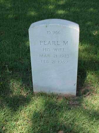 GOAD, PEARL M - Pulaski County, Arkansas | PEARL M GOAD - Arkansas Gravestone Photos