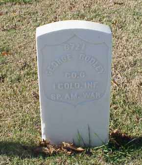 GODLEY  (VETERAN SAW), GEORGE - Pulaski County, Arkansas | GEORGE GODLEY  (VETERAN SAW) - Arkansas Gravestone Photos