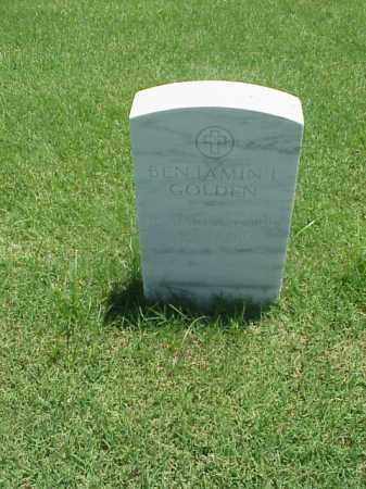 GOLDEN (VETERAN), BENJAMIN L - Pulaski County, Arkansas   BENJAMIN L GOLDEN (VETERAN) - Arkansas Gravestone Photos
