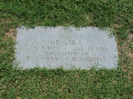 GOLIGHTLY, KRISTE L - Pulaski County, Arkansas   KRISTE L GOLIGHTLY - Arkansas Gravestone Photos