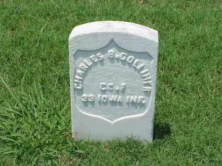 GOLLIHER (VETERAN UNION), CHARLES B - Pulaski County, Arkansas | CHARLES B GOLLIHER (VETERAN UNION) - Arkansas Gravestone Photos