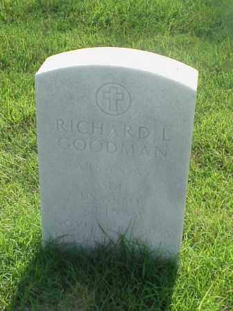 GOODMAN (VETERAN VIET), RICHARD L - Pulaski County, Arkansas | RICHARD L GOODMAN (VETERAN VIET) - Arkansas Gravestone Photos