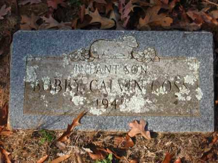 GOSS, BOBBY CALVIN - Pulaski County, Arkansas | BOBBY CALVIN GOSS - Arkansas Gravestone Photos