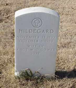 GOWER, HILDEGARD - Pulaski County, Arkansas | HILDEGARD GOWER - Arkansas Gravestone Photos