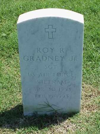 GRADNEY (VETERAN VIET), ROY R - Pulaski County, Arkansas   ROY R GRADNEY (VETERAN VIET) - Arkansas Gravestone Photos