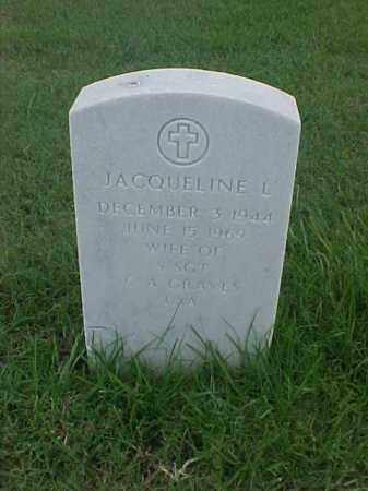 GRAVES, JACQUELINE L - Pulaski County, Arkansas | JACQUELINE L GRAVES - Arkansas Gravestone Photos