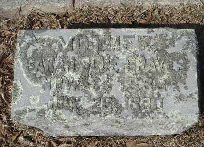 GRAVES, SARAH - Pulaski County, Arkansas | SARAH GRAVES - Arkansas Gravestone Photos