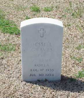 GRAVES (VETERAN KOR), JESSE L - Pulaski County, Arkansas | JESSE L GRAVES (VETERAN KOR) - Arkansas Gravestone Photos