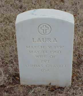 GRAVITT, LAURA - Pulaski County, Arkansas | LAURA GRAVITT - Arkansas Gravestone Photos