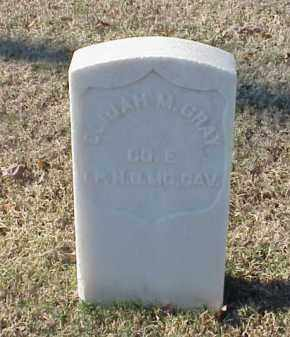 GRAY  (VETERAN UNION), ELIJAH MCKNIGHT - Pulaski County, Arkansas | ELIJAH MCKNIGHT GRAY  (VETERAN UNION) - Arkansas Gravestone Photos