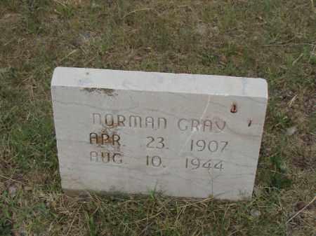 GRAY, NORMAN - Pulaski County, Arkansas | NORMAN GRAY - Arkansas Gravestone Photos