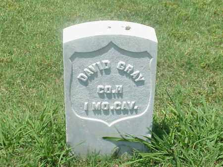 GRAY (VETERAN UNION), DAVID - Pulaski County, Arkansas | DAVID GRAY (VETERAN UNION) - Arkansas Gravestone Photos