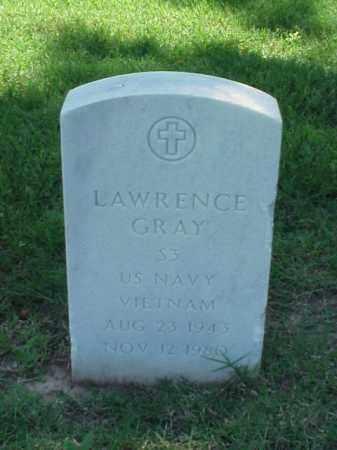 GRAY (VETERAN VIET), LAWRENCE - Pulaski County, Arkansas   LAWRENCE GRAY (VETERAN VIET) - Arkansas Gravestone Photos
