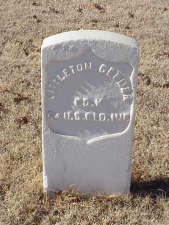 GEEDER (VETERAN UNION), LITTLETON - Pulaski County, Arkansas | LITTLETON GEEDER (VETERAN UNION) - Arkansas Gravestone Photos