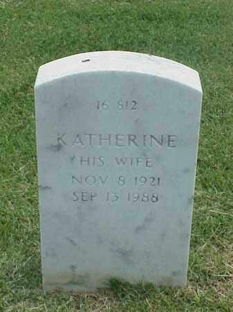 GREEN, KATHERINE - Pulaski County, Arkansas | KATHERINE GREEN - Arkansas Gravestone Photos