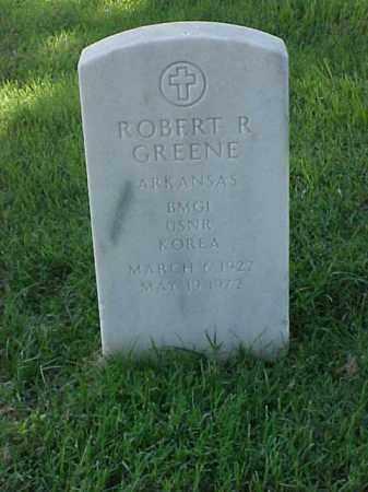 GREENE (VETERAN KOR), ROBERT R - Pulaski County, Arkansas | ROBERT R GREENE (VETERAN KOR) - Arkansas Gravestone Photos
