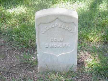 GREGORY (VETERAN UNION), JAMES C - Pulaski County, Arkansas | JAMES C GREGORY (VETERAN UNION) - Arkansas Gravestone Photos