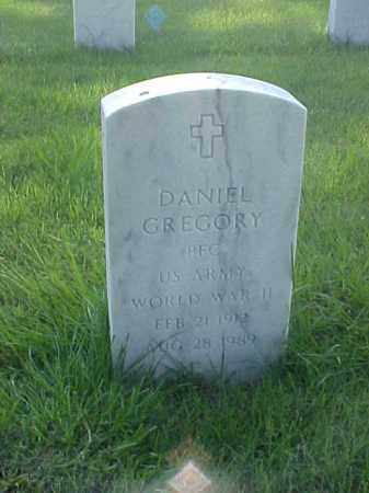 GREGORY (VETERAN WWII), DANIEL - Pulaski County, Arkansas | DANIEL GREGORY (VETERAN WWII) - Arkansas Gravestone Photos
