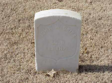 GRIER  (VETERAN UNION), JOHN W - Pulaski County, Arkansas   JOHN W GRIER  (VETERAN UNION) - Arkansas Gravestone Photos
