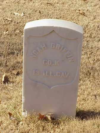 GRIFFIN  (VETERAN UNION), NOAH - Pulaski County, Arkansas | NOAH GRIFFIN  (VETERAN UNION) - Arkansas Gravestone Photos