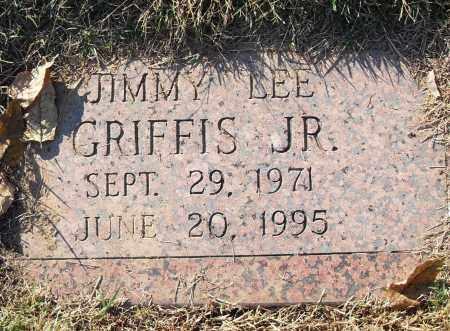 GRIFFIS, JR, JIMMY LEE - Pulaski County, Arkansas   JIMMY LEE GRIFFIS, JR - Arkansas Gravestone Photos