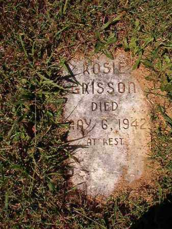 GRISSON, ROSIE - Pulaski County, Arkansas | ROSIE GRISSON - Arkansas Gravestone Photos