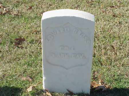 GROSS  (VETERAN UNION), EDWARD - Pulaski County, Arkansas | EDWARD GROSS  (VETERAN UNION) - Arkansas Gravestone Photos
