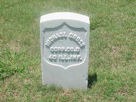GROSS (VETERAN UNION), MICHAEL - Pulaski County, Arkansas | MICHAEL GROSS (VETERAN UNION) - Arkansas Gravestone Photos