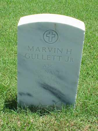GULLETT, JR (VETERAN 2 WARS), MARVIN H - Pulaski County, Arkansas | MARVIN H GULLETT, JR (VETERAN 2 WARS) - Arkansas Gravestone Photos