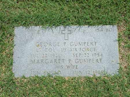 GUMPERT (VETERAN 3 WARS), GEORGE P - Pulaski County, Arkansas | GEORGE P GUMPERT (VETERAN 3 WARS) - Arkansas Gravestone Photos