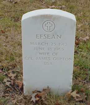 GUPTON, EFSEAN - Pulaski County, Arkansas   EFSEAN GUPTON - Arkansas Gravestone Photos