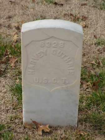 GUTHRIE  (VETERAN UNION), HARVEY - Pulaski County, Arkansas | HARVEY GUTHRIE  (VETERAN UNION) - Arkansas Gravestone Photos