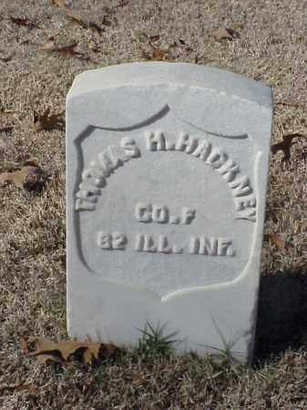 HACKNEY  (VETERAN UNION), THOMAS H - Pulaski County, Arkansas   THOMAS H HACKNEY  (VETERAN UNION) - Arkansas Gravestone Photos