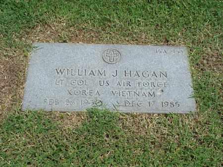 HAGAN (VETERAN 2 WARS), WILLIAM J - Pulaski County, Arkansas | WILLIAM J HAGAN (VETERAN 2 WARS) - Arkansas Gravestone Photos