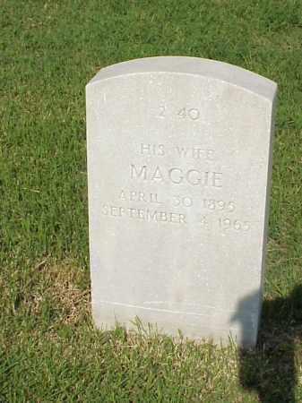 HAGANS, MAGGIE - Pulaski County, Arkansas | MAGGIE HAGANS - Arkansas Gravestone Photos