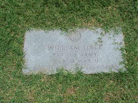HALE (VETERAN WWII), WILLIAM - Pulaski County, Arkansas | WILLIAM HALE (VETERAN WWII) - Arkansas Gravestone Photos