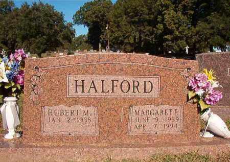 HALFORD, MARGARET F - Pulaski County, Arkansas   MARGARET F HALFORD - Arkansas Gravestone Photos