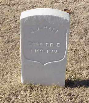 HALL  (VETERAN UNION), J J - Pulaski County, Arkansas   J J HALL  (VETERAN UNION) - Arkansas Gravestone Photos