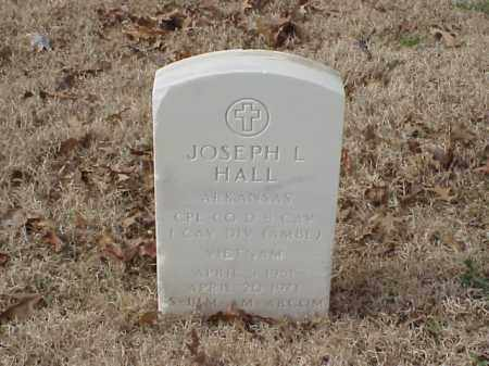 HALL  (VETERAN VIET), JOSEPH L - Pulaski County, Arkansas | JOSEPH L HALL  (VETERAN VIET) - Arkansas Gravestone Photos