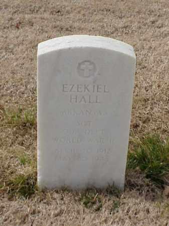 HALL  (VETERAN WWII), EZEKIEL - Pulaski County, Arkansas   EZEKIEL HALL  (VETERAN WWII) - Arkansas Gravestone Photos