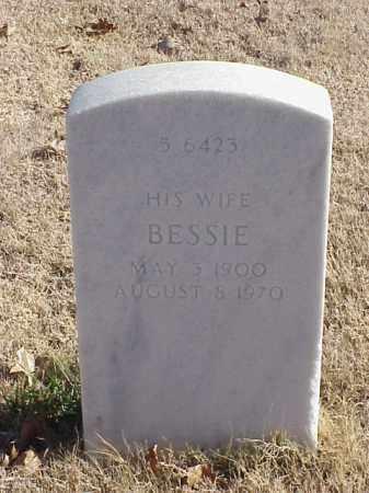 HALL, BESSIE - Pulaski County, Arkansas   BESSIE HALL - Arkansas Gravestone Photos