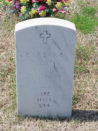 HALL, BARBARA JEAN - Pulaski County, Arkansas | BARBARA JEAN HALL - Arkansas Gravestone Photos
