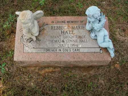 HALL, REBECCA MARIE - Pulaski County, Arkansas | REBECCA MARIE HALL - Arkansas Gravestone Photos